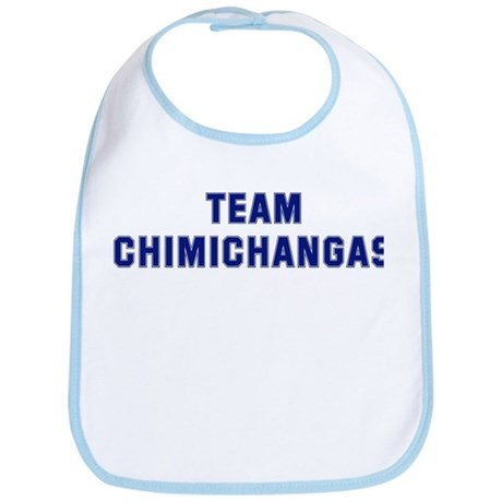 Team CHIMICHANGAS Bib