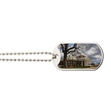 Monticello 12X18 Dog Tags