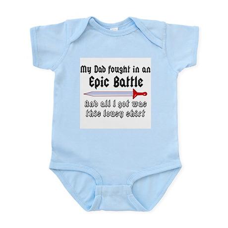 Epic Battle Infant Bodysuit