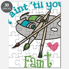 Paint 'Til You Faint Puzzle