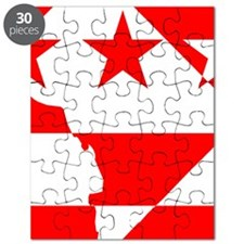 DC Borders Inverted Puzzle