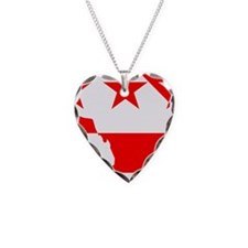 DC Borders Inverted Necklace