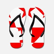 DC Borders Inverted Flip Flops