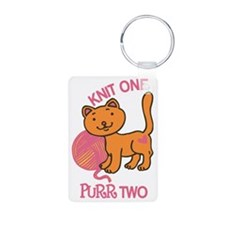 Purr Two Keychains