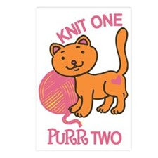 Purr Two Postcards (Package of 8)