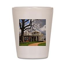 Monticello 12X18 Shot Glass