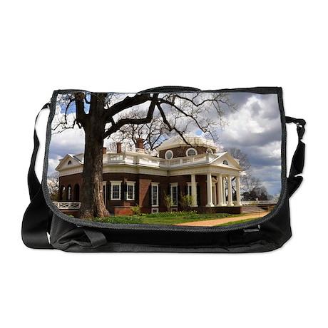 Monticello 12X18 Messenger Bag