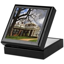 Monticello 12X18 Keepsake Box