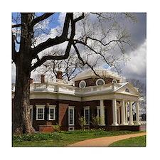 Monticello 12X18 Tile Coaster