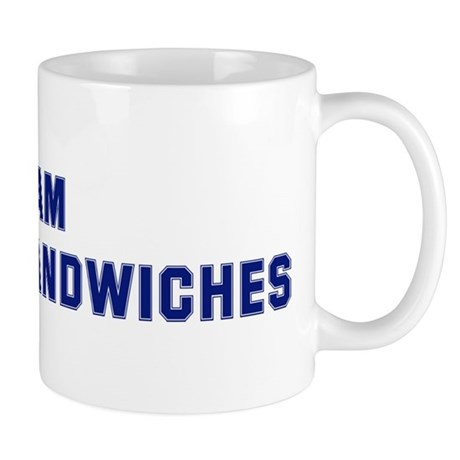 Team BALONEY SANDWICHES Mug