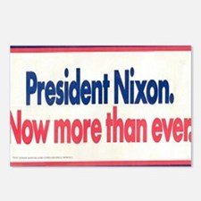 Nixon Reelection Postcards (Package of 8)