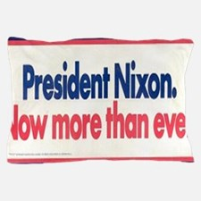 Nixon Reelection Pillow Case