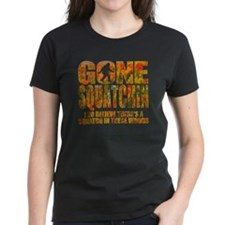 Gone Squatchin *Special Fall  Tee
