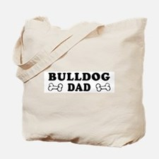 Bulldog_DAD.jpg Tote Bag