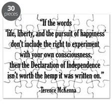 Terence McKenna Quote Puzzle