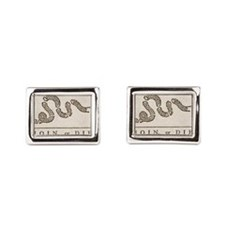 Join or Die Cufflinks