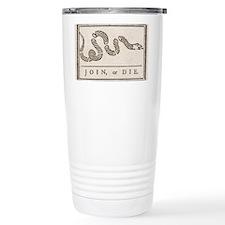 Join or Die Travel Mug