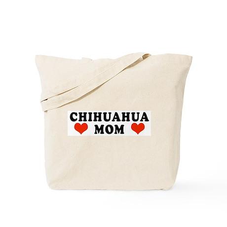 Chihuahua_Mom.jpg Tote Bag