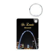 St Louis Gateway Arch Keychains