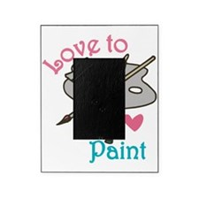 Love To Paint Picture Frame