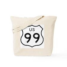 US 99 Tote Bag