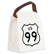 US 99 Canvas Lunch Bag