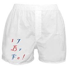 1776 Born Free Boxer Shorts
