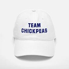 Team CHICKPEAS Baseball Baseball Cap