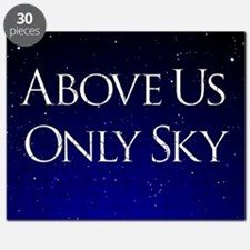 above us only sky Puzzle