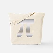 Pi - Metal Tote Bag