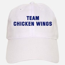 Team CHICKEN WINGS Baseball Baseball Cap
