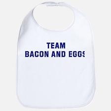 Team BACON AND EGGS Bib