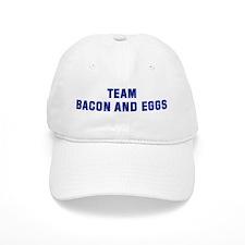 Team BACON AND EGGS Baseball Cap
