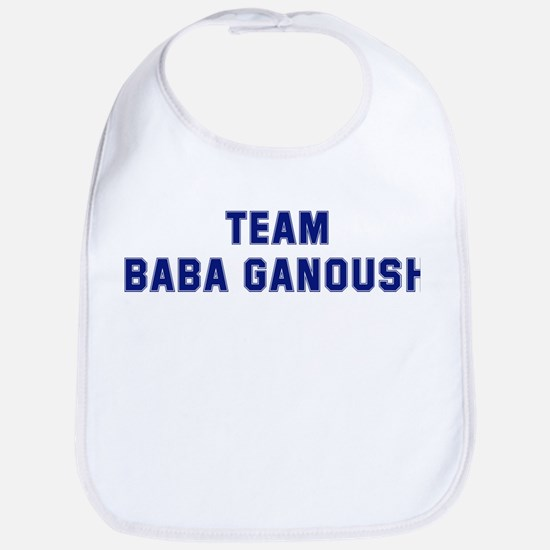 Team BABA GANOUSH Bib