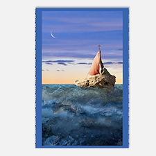 Brendans Boat book Postcards (Package of 8)
