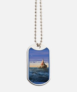 Brendans Boat book Dog Tags