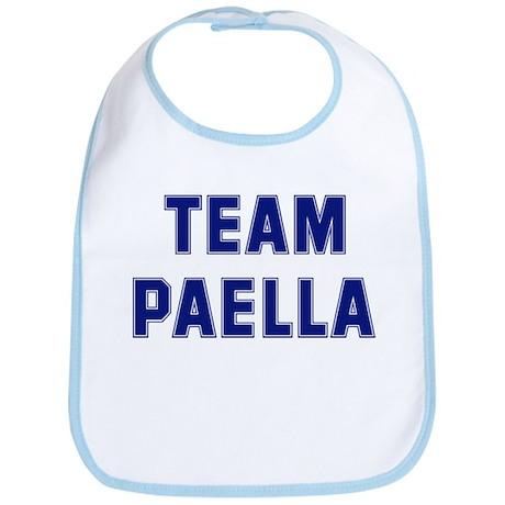 Team PAELLA Bib