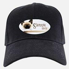 Siamese LOVE Baseball Hat