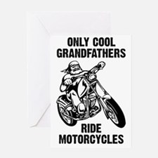 Cool Grandfathers Greeting Card