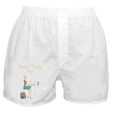 Future Trophy Wife Boxer Shorts