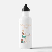 Future Trophy Wife Water Bottle
