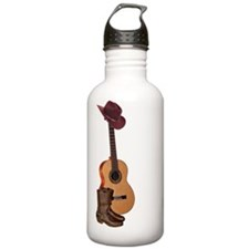 Country Fan Water Bottle