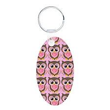 Valentine owl iphone 5 Keychains
