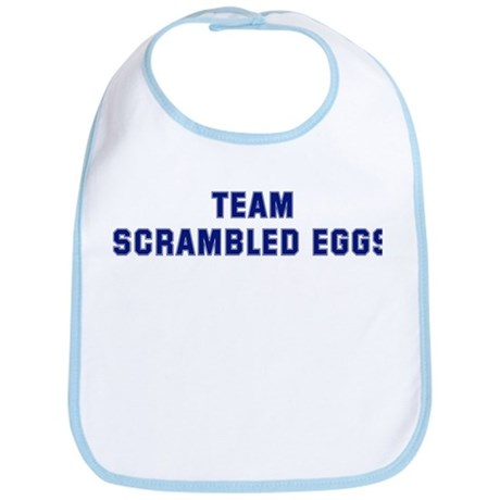 Team SCRAMBLED EGGS Bib