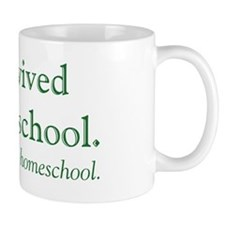 I Survived Public School Mug
