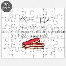 Bacon Haiku Puzzle