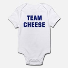Team CHEESE Infant Bodysuit