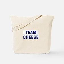 Team CHEESE Tote Bag