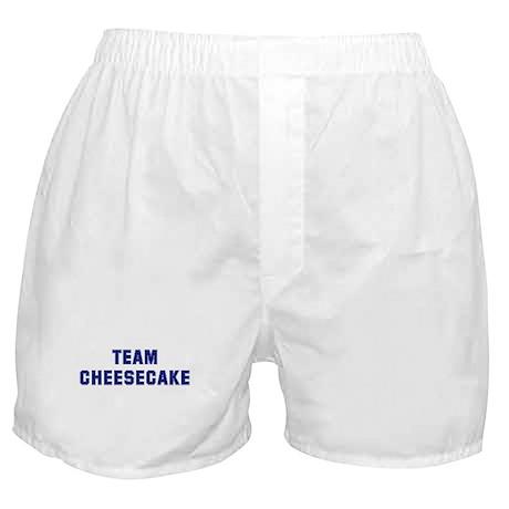 Team CHEESECAKE Boxer Shorts