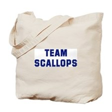 Team SCALLOPS Tote Bag